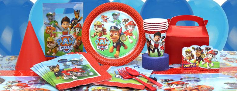 Decoraci n fiesta patrulla canina online env o en 24 - Decoracion de la patrulla canina ...