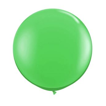 Picture of Globo látex verde 90cm