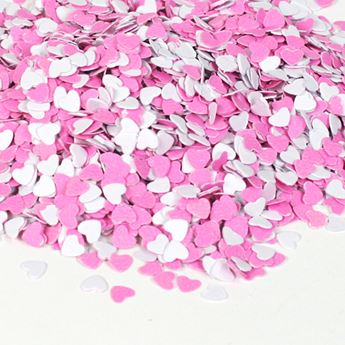 Picture of Confeti corazones papel mini (56gr)