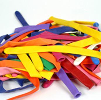 Imagen de Globos moldeables 360 colores (50)
