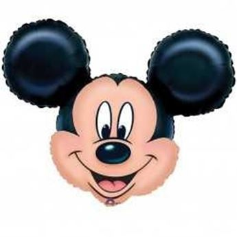 Picture of Globo Mickey cabeza