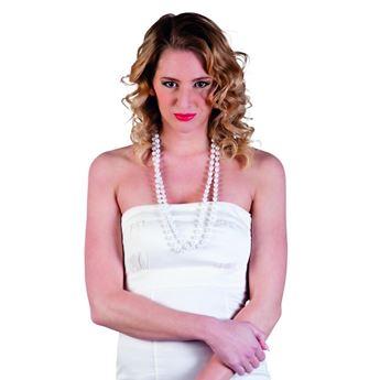 Imagen de Collares perlas blancas (2)