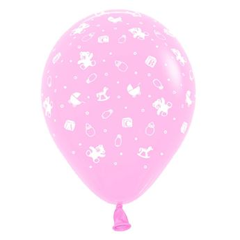 Picture of Globos bebé niña (10)