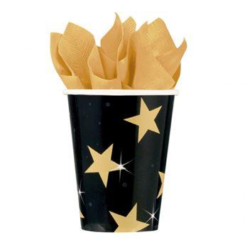 Imagen de Vasos estrellas (8)