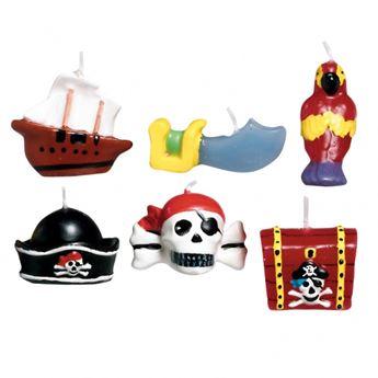 Imagen de Velas piratas (6)