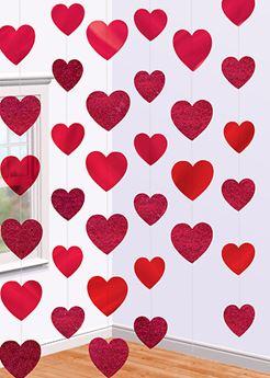 Imagens de Tiras corazones rojos (6)