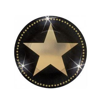 Imagen de Platos estrellas pequeños (8)