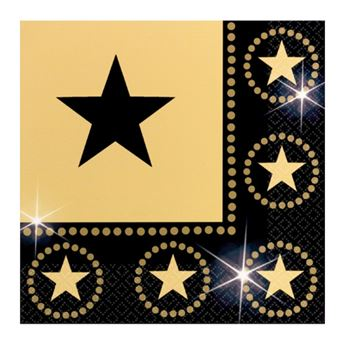 Imagen de Servilletas estrellas (16)