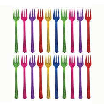 Imagen de Pinchos tenedor colores (20)