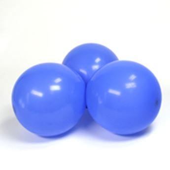 Imagen de Globos azul añil pequeños (100)