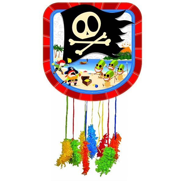 Imagen de Piñata isla pirata