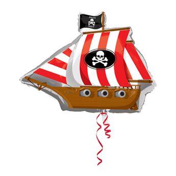 Imagen de Globo barco pirata grande