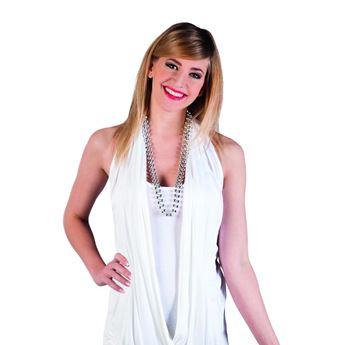 Imagens de Collares perlas plata (2)
