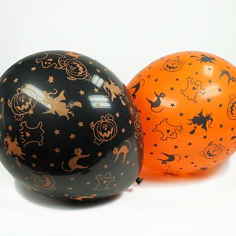 Picture of Globos Halloween estampados (10)