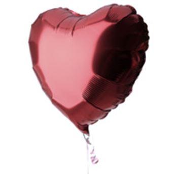 Imagens de Globo corazón vino tinto