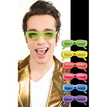 Picture of Gafas color rectangulares