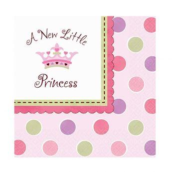 Imagen de Servilletas baby princesa grandes (16)