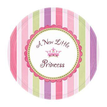 Imagen de Platos baby princesa pequeños (8)