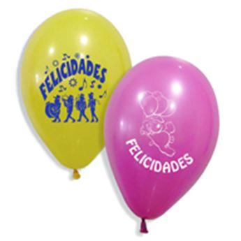 Imagen de Globos felicidades (10)