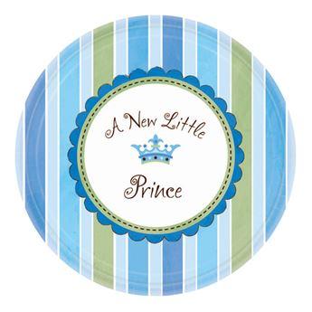 Imagen de Platos baby príncipe pequeños (8)
