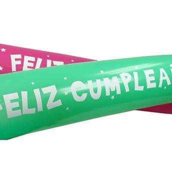 Imagen de Globos Feliz Cumpleaños 660 (50)