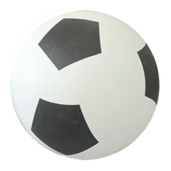 Picture of Globo látex futbol 90cm