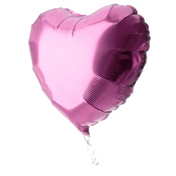 Imagens de Globo corazon rosa nacarado