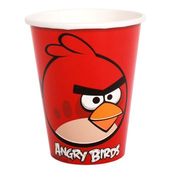 Imagen de Vasos Angry Birds (8)