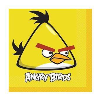 Imagen de Servilletas Angry Birds (16)