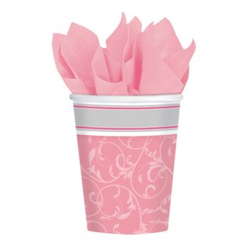 Imagen de Vasos comunión rosa (8)