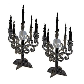 Picture of Decorados candelabro calavera vintage (2)