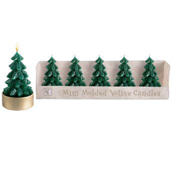 Imagen de Velas árbol navidad (5)