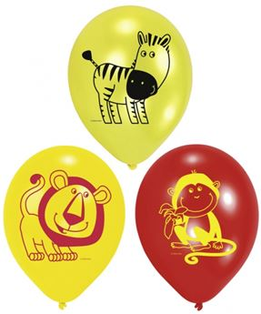 Picture of Globos animales selva (6)