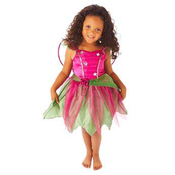 Imagen de Disfraz Campanilla con alas 3-5 años