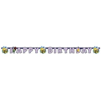 Picture of Banner Happy Birthday Abeja Maya