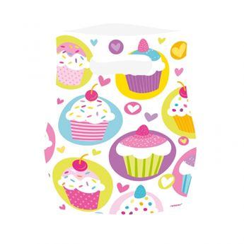 Imagen de Bolsas cupcake colores (6)