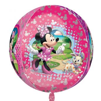 Picture of Globo Minnie Mouse esférico