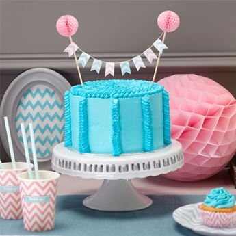 Picture of Topper tarta chevron