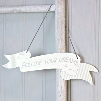 Imagen de Cartel Follow your dreams