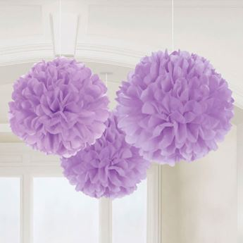 Picture of Pompon lavanda (3)