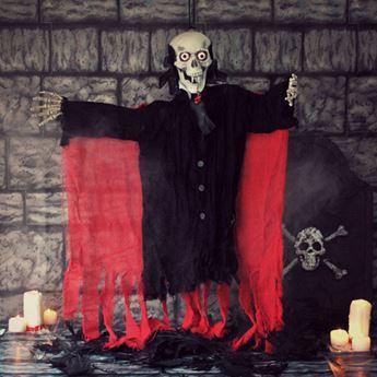 Imagen de Figura esqueleto vampiro