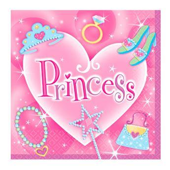Picture of Servilletas princesas joya (16)