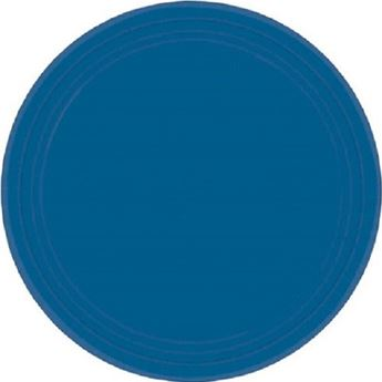 Picture of Platos azul oscuro grandes (8)