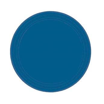 Imagen de Platos azul oscuro pequeños (8)