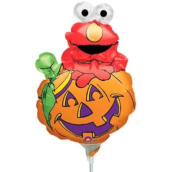 Imagens de Globo Elmo y calabaza palito