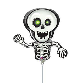Imagen de Globo esqueleto palito