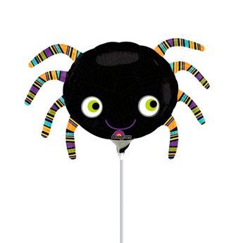 Imagen de Globo araña feliz palito