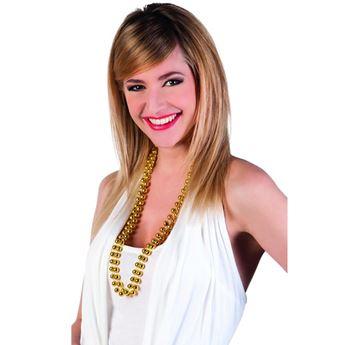 Imagen de Collares perlas oro (2)