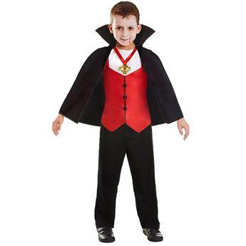 Imagens de Disfraz Drácula infantil de 3 a 5 años