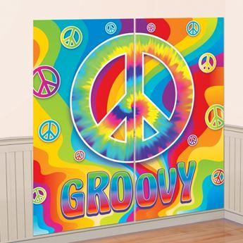 Imagen de Decorados pared Hippie